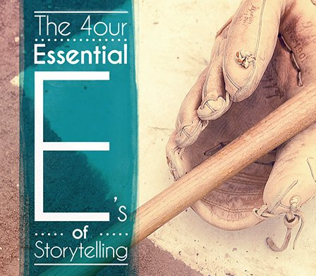 branded content marketing - 4 Es of Storytelling