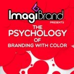 The Psychology of Red Branding [infographic]