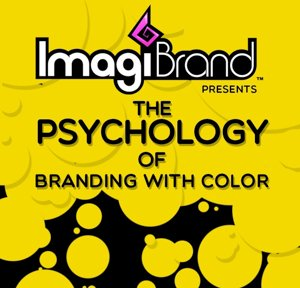 The Psychology of Branding with the Color YELLOW [infographic]