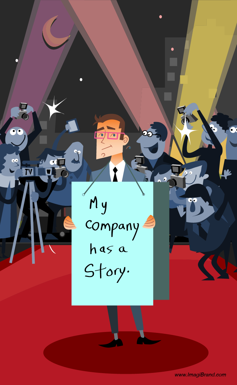 Social Media Business and Hollywood Storytelling