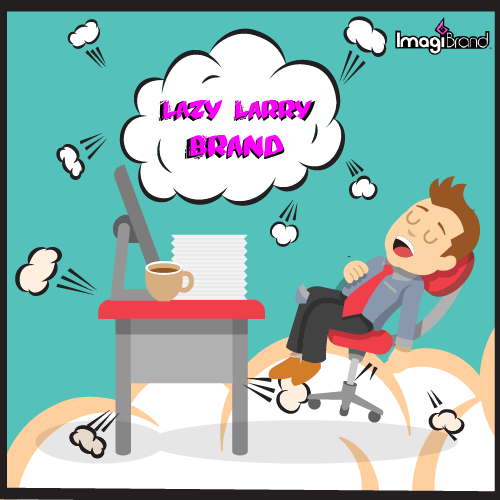 Lazy Larry Brand - Social Media Personality