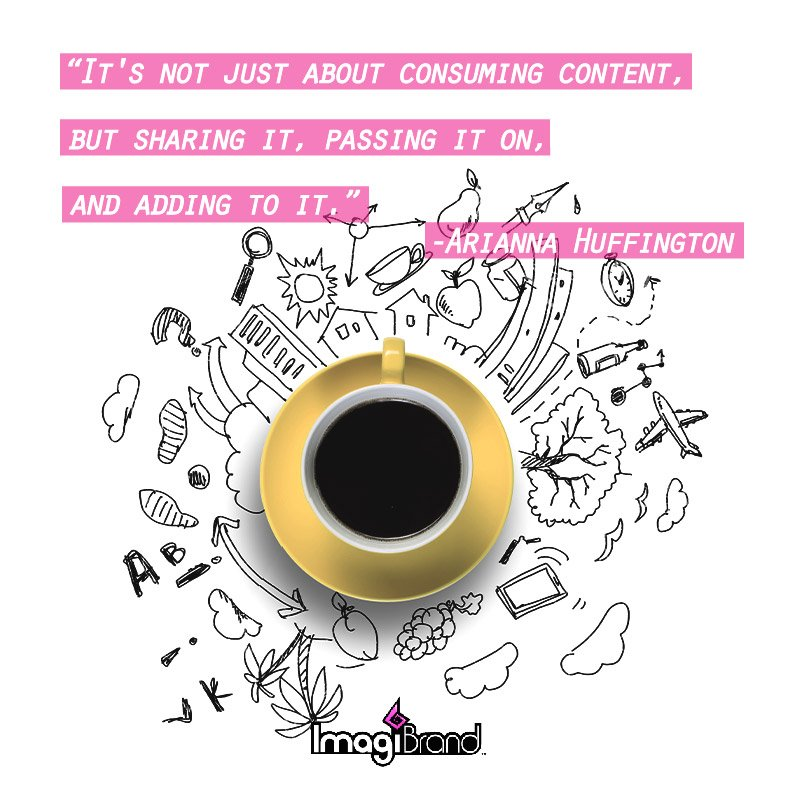 About consuming content