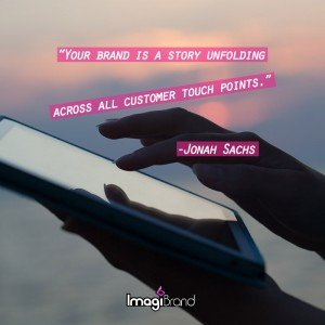 Your Brand is a Story