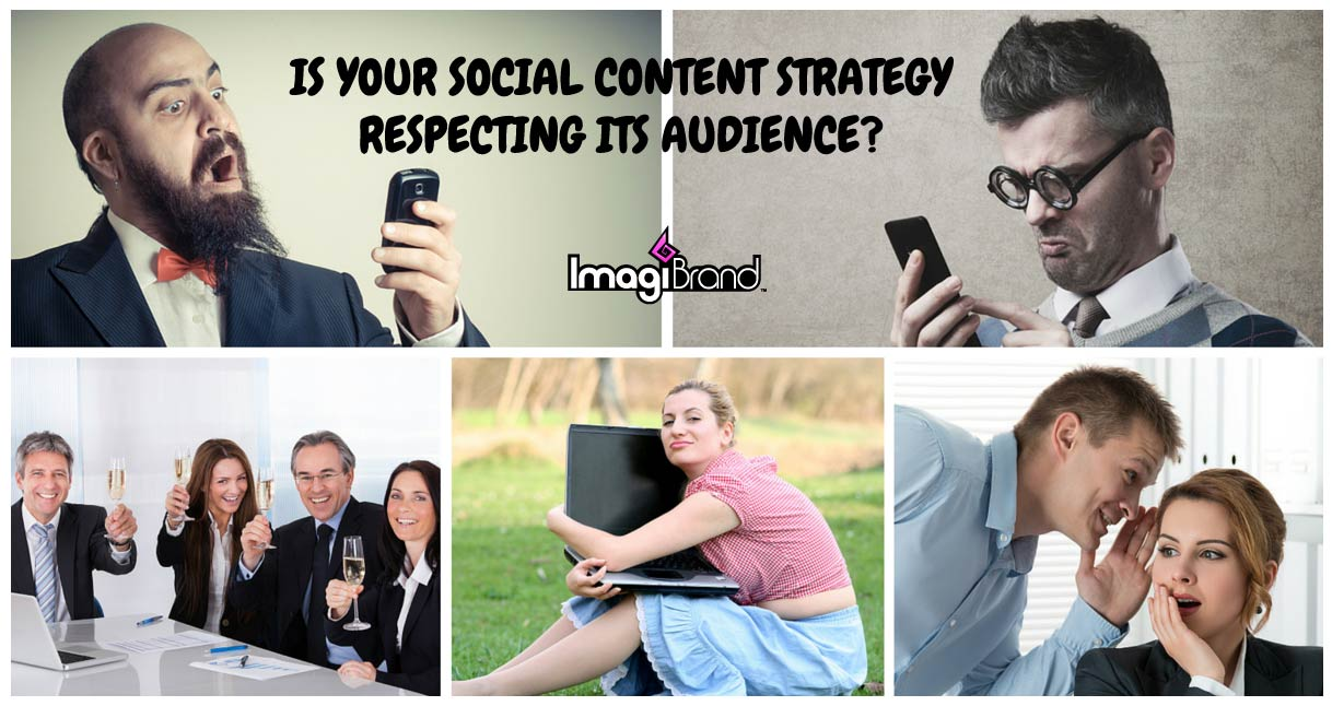 Social content strategy