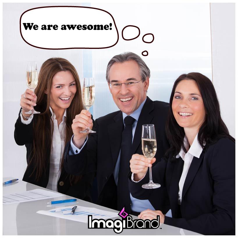 content marketing celebration