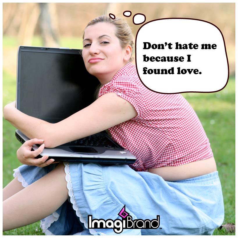 content marketing love