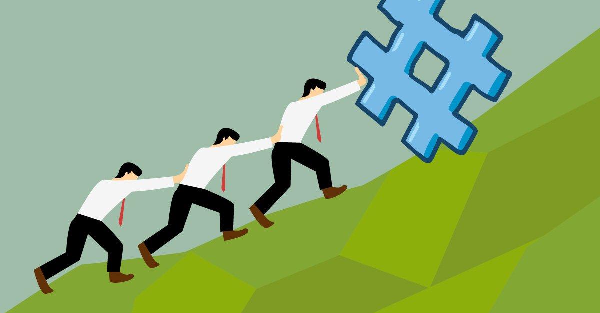 Social Media Strategies - Size of Brands